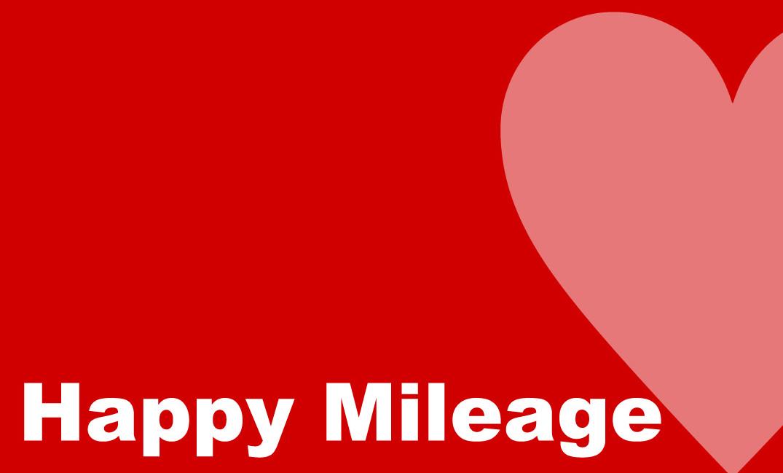 Happymileageカード